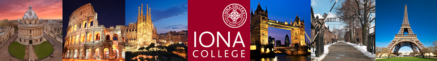 Study Abroad - Iona College